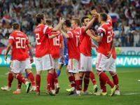 Стал известен результат матча между Шотландией и Россией