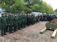 Ступени главного храма Вооруженных Сил отольют из найденного в Ленобласти немецкого вооружения