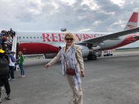 Светлана Дружинина передала новгородцам привет из Крыма
