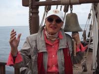 Светлана Дружинина вернулась к съемкам продолжения «Гардемаринов» после фестиваля «Вече»