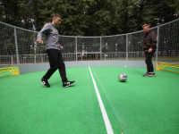 На фестивале «Городские выходные» новгородцы познакомятся с необычным видом футбола
