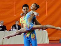 У новгородцев есть возможность побывать на международном турнире по спортивной акробатике