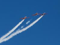 В небе над Валдаем вновь появилась «летучая тройка»