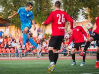 В Пскове пройдет интересный для новгородцев футбольный матч