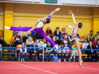 В Великий Новгород приедет элита мировой акробатики