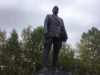 В Великом Новгороде открыли памятник генералу Филимоненко