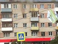 В Великом Новгороде сотрудники МЧС выезжали тушить постельное белье