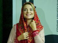 Ведущая новостей НТ выйдет в прямой эфир в народном сарафане