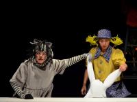 14 сентября юных новгородцев ожидает грандиозная премьера в театре «Малый»
