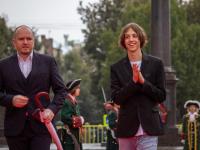 Звезда сериала «Ивановы-Ивановы» приехал в Великий Новгород
