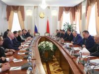 Андрей Никитин: по результатам поездки в Беларусь на Новгородчине появятся интересные проекты
