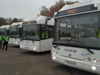 Как выглядят новые автобусы Великого Новгорода?