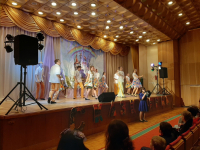Дети с ОВЗ выступили на концерте петербургского композитора
