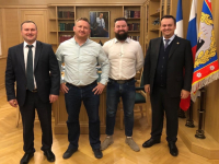 Идейные вдохновители изменений в городах встретились с новгородскими губернатором и мэром