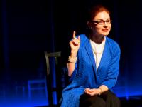Актриса новгородского театра «Малый» Татьяна Парфенова отмечает юбилей на сцене