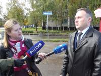 Мэр Великого Новгорода сегодня вновь проконтролировал ремонт дорог