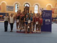 Многочисленные медали открыли новгородским гимнастам дорогу на всероссийский чемпионат