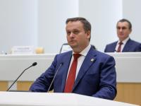 На Парламентских слушаниях в Совете Федерации Андрей Никитин назвал актуальные проблемы регионов
