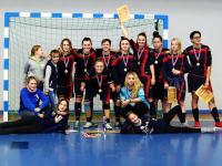 Новгородские футболистки не оставили шансов соперницам на турнире «Золотая осень»