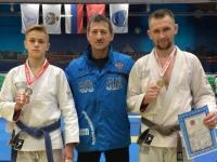 Новгородские мастера боевых искусств завоевали на соревнованиях в Питере золото и серебро