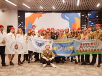 Новгородские студенты-медики победили на слёте отрядов Северо-Запада