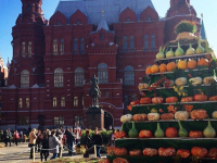 Новгородские товары появятся на Красной площади