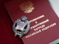 Президент присвоил новгородцу Владимиру Фёдорову почётное звание «Заслуженный строитель Российской Федерации»
