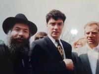 Сергей Митин опубликовал фотографию с Борисом Немцовым