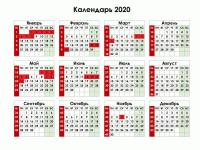 Сколько россияне будут отдыхать в ноябре и в 2020 году?