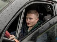 Новгородский студент поделился размышлениями после встречи с известным автогонщиком