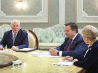 Товарооборот между Новгородской областью и Республикой Беларусь превысил 90 миллионов долларов