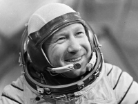 Умер легендарный космонавт Алексей Леонов