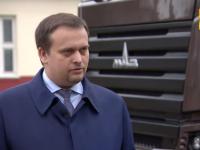 В эфир белорусского канала ОНТ вышло интервью с губернатором Андреем Никитиным
