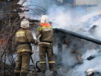 В Новгородской области в разных поселках одновременно сгорели два дома