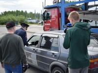 В Новгородской области за три дня раскрыли три кражи и семь угонов автомобилей