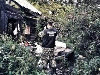 В Новгородском районе следователи проверяют обстоятельства гибели мужчины на пожаре