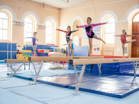 В октябре новгородских гимнастов ожидает борьба за медали