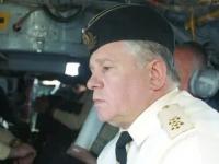В Петербурге умер вице-адмирал, спасавший «Курск»