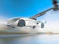 В России скоро появится первый летающий автомобиль