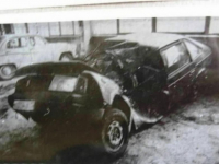 В сети появилось видео со съемок аварии, в которой погиб Виктор Цой