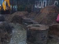 В Сольцах восстанавливают водоснабжение для школы, детсадов и больницы