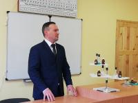 Видеопоздравление мэра Великого Новгорода с Днем учителя
