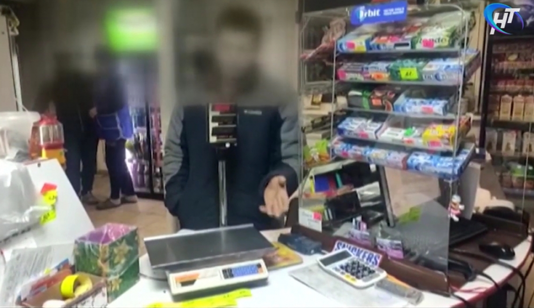 Преступник подробно поведал, как грабил магазины в Малой Вишере