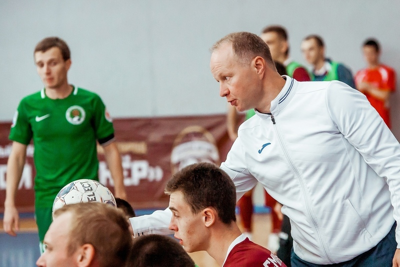 Главный тренер «Делового Партнера» прокомментировал первую домашнюю победу в сезоне