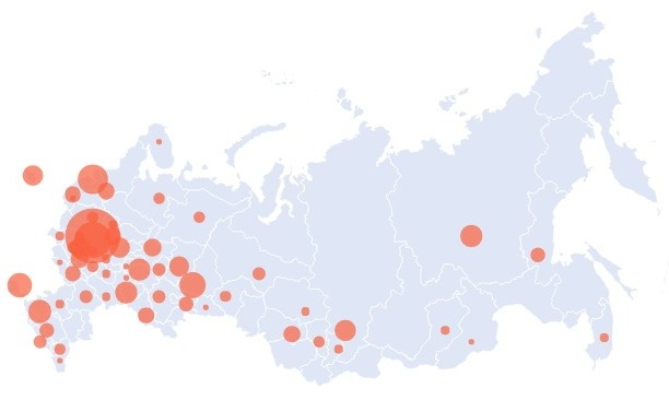 Оперативный штаб по коронавирусу обновил статистику по России на 28 марта