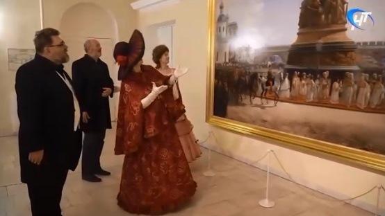 «Ночь музеев» впервые прошла в Великом Новгороде в режиме онлайн