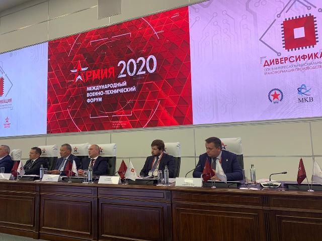 На форуме «Армия-2020» Андрей Никитин рассказал о технологическом потенциале Новгородской области - 53 Новости