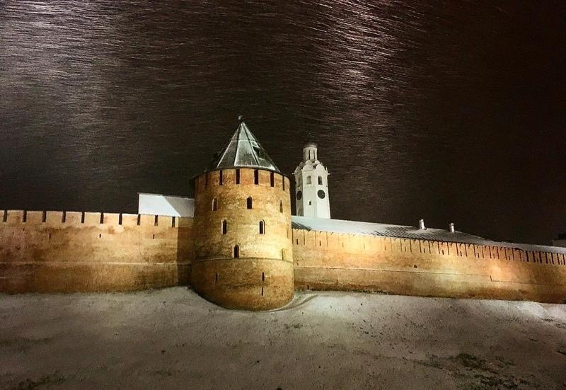 В Новгородскую область придут первые метели