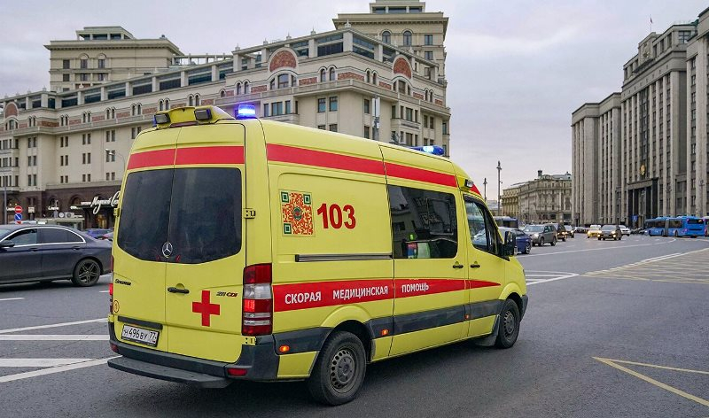 В России за сутки подтвердили коронавирус у 20 977 человек. Статистика и инфографика