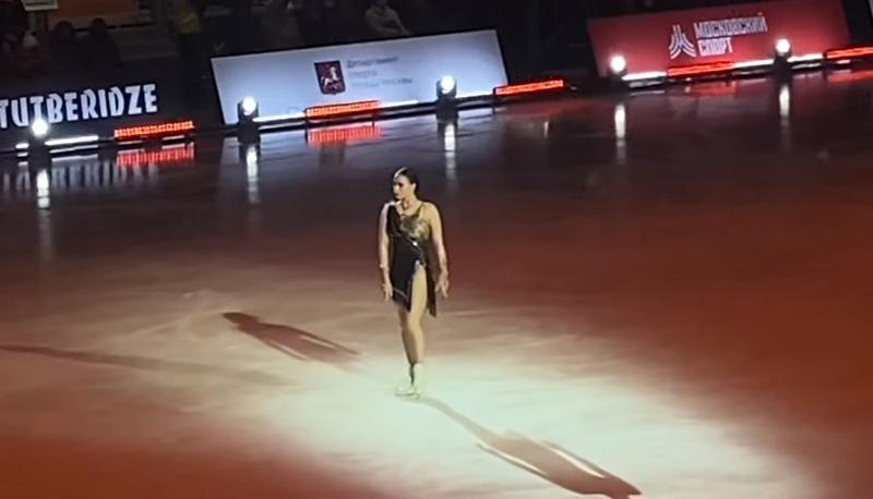 Появилась реакция публики на выступление Загитовой в Москве